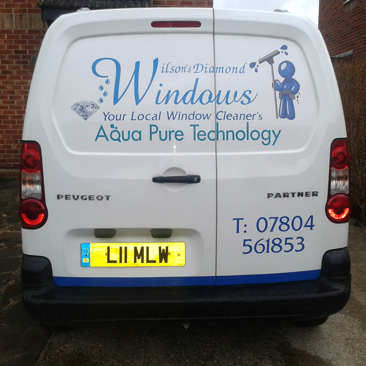GWindow Cleaner in Much Hadham